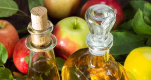 Ocet jabłkowy na zdrowie