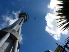 Skok z wieży