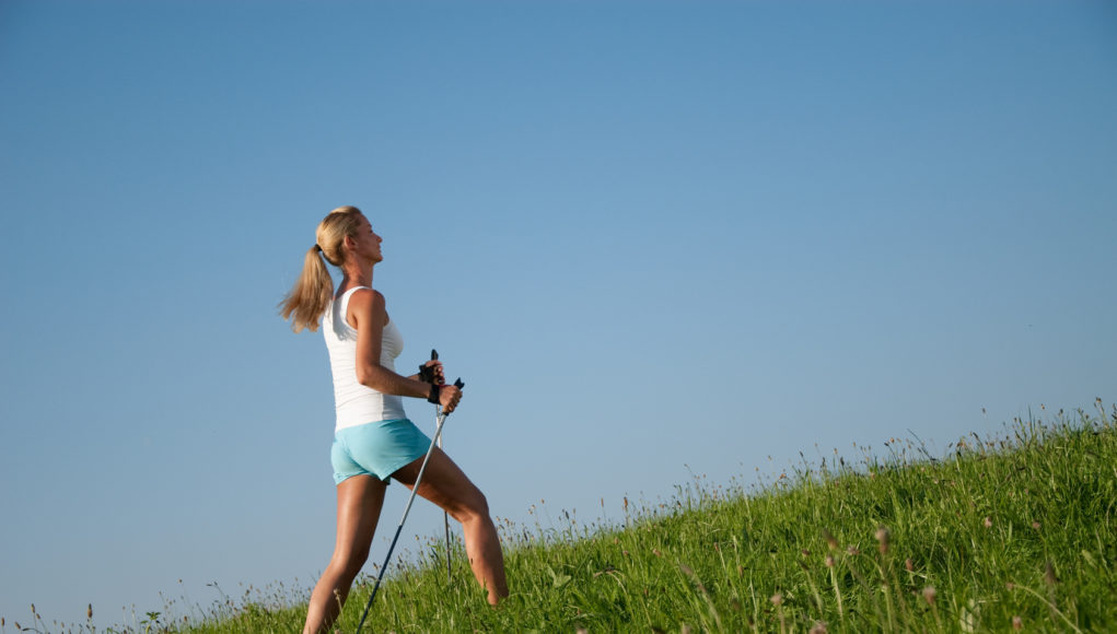 Dieta nordic walking