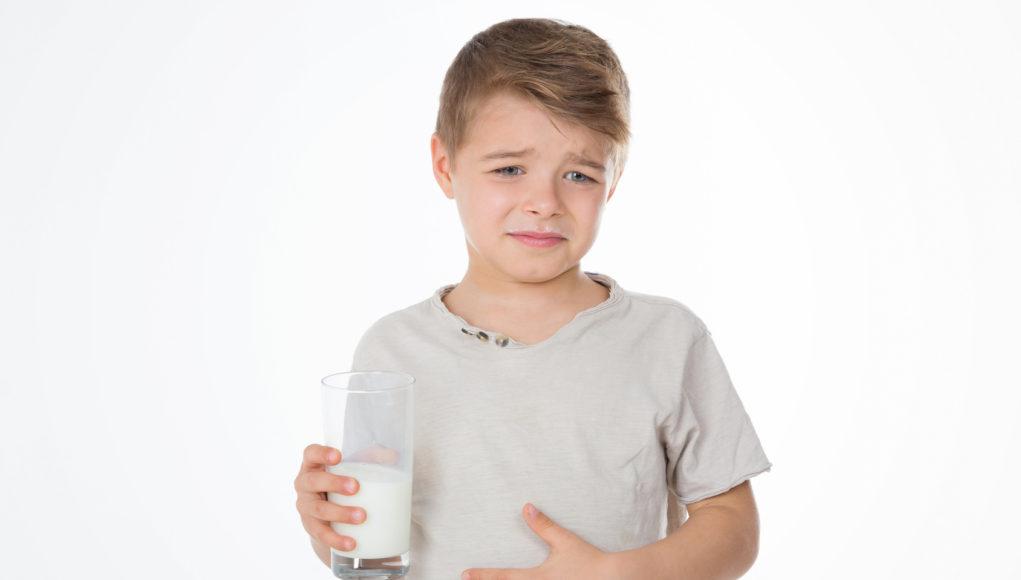 Dziecko z alergią pokarmową