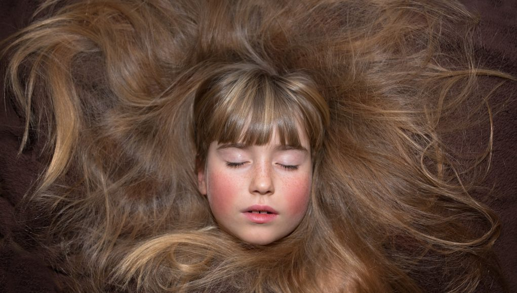 Dużo włosów