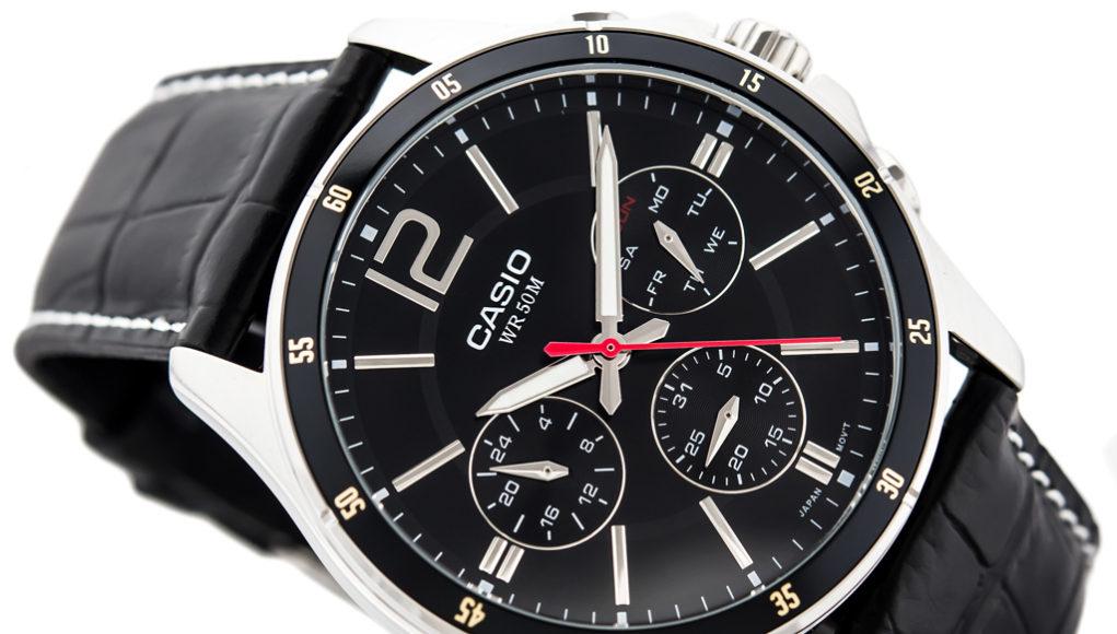 Zegarek Casio MTP 1374