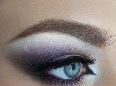 make up oczu