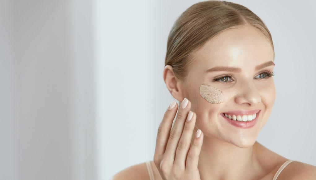 kosmetyczne zabiegi w domu