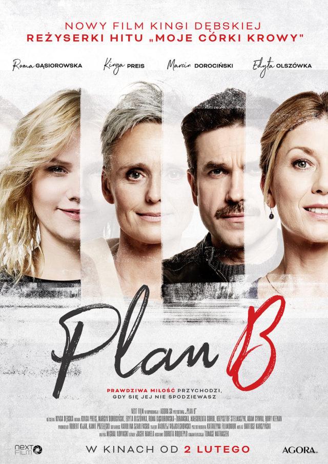 Plan B - plakat