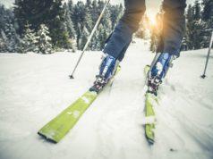 trening przed nartami