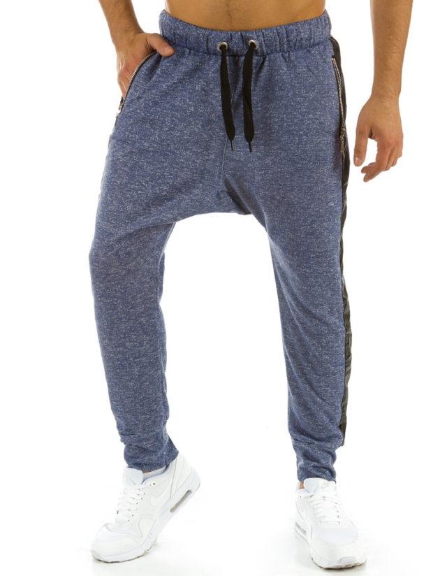 Spodnie męskie baggy
