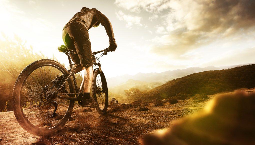 Rowerem przez góry
