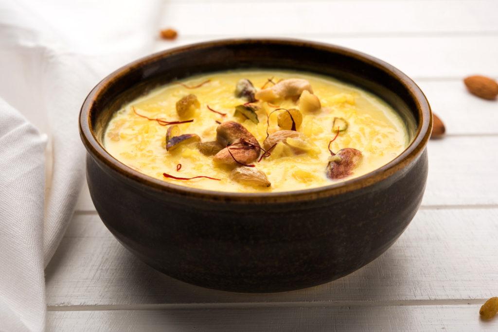 Kheer - czyli pomysł na pyszne, aromatyczne śniadanie
