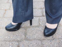 Spodnie biurowe