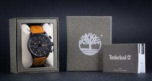Zegarek Timberland w pudełku