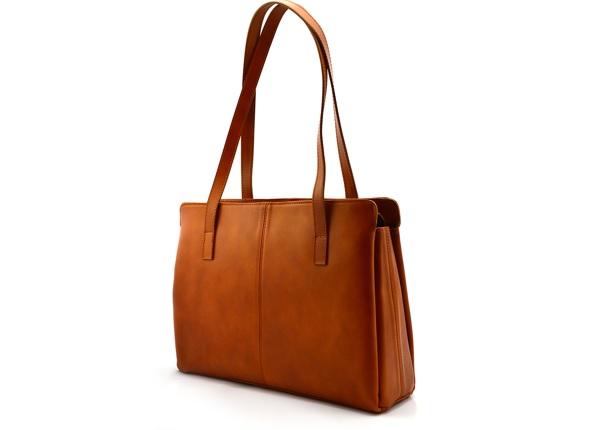Brązowa torebka damska na ramię