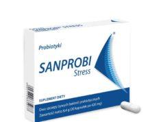 probiotyk na stres