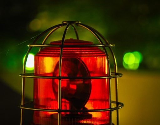 Sygnalizator systemu alarmowego