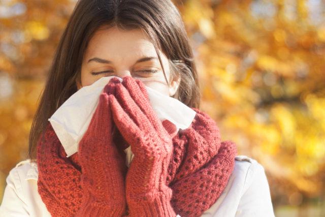 Katar w okresie jesienno zimowym