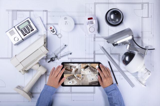 Technika pomaga zabezpieczyć dom