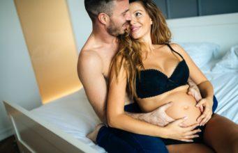 On i ona - seks w ciąży