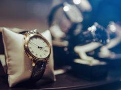 Szwajcarski zegarek