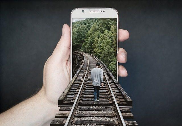 Smartfon w zoo