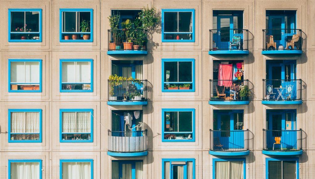 Aranżacja małego balkonu