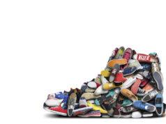 Wielki sneakers