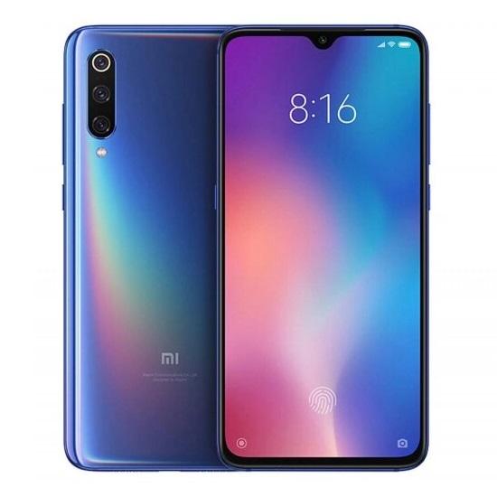 Xiaomi Mi9 niebieski