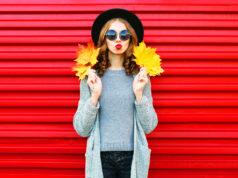 Jesienna moda z odrobiną szaleństwa