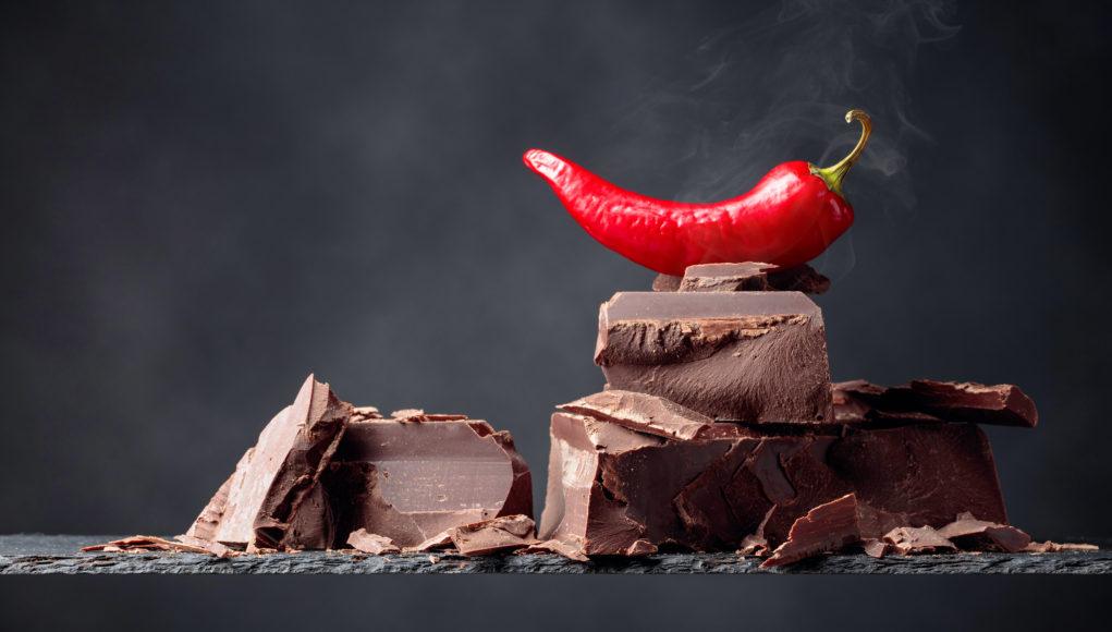 czekolada z papryczką chili