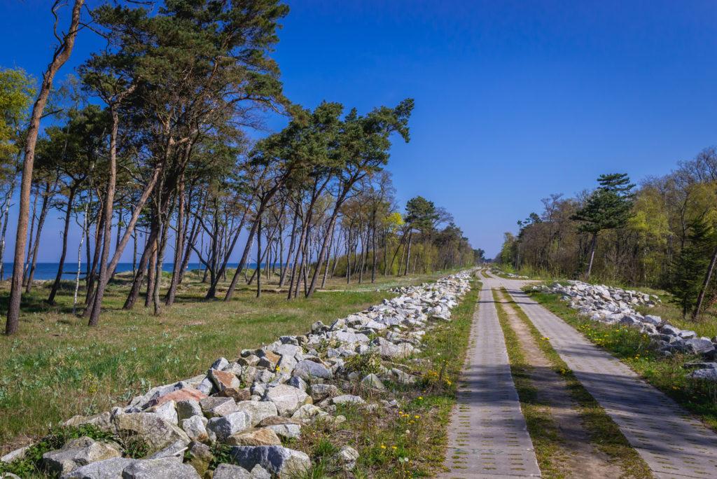 Trasa Darlowo Jarosławiec