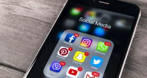 media społecznościowe aplikacje