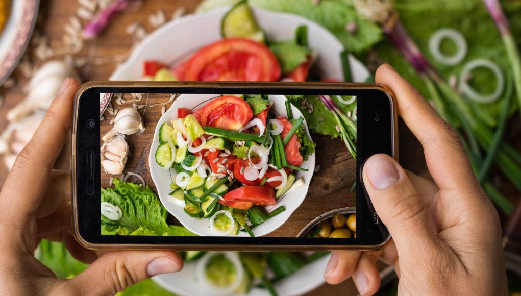 Aplikacje na telefon z dietą