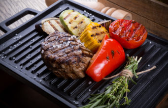 Grill elektryczny do mięsa