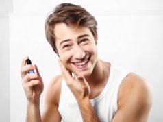 Woda po goleniu, męska pielęgnacja