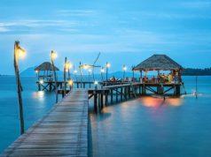 Tajlandia lazurowa woda