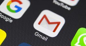 Google Gmail aplikacje