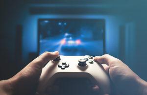 Video gaming konsola