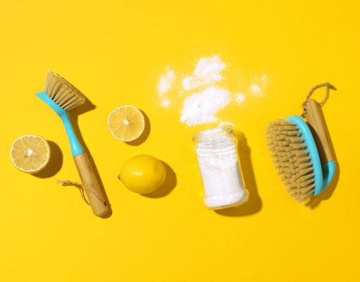 soda oczyszczona do sprzątania