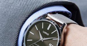 lorus zegarek