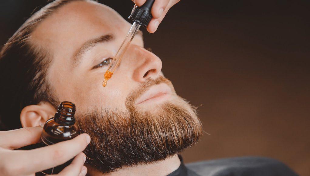olejek do brody męskiej