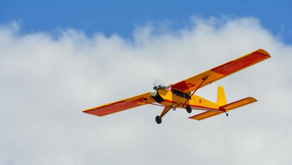 model samolotu RC