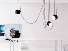 designerskie lampy flos aim
