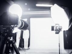 profesjonalne oświetlenie studia fotograficznego
