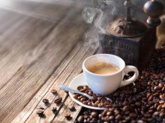 kawa z ekspresu ziarna kawy młynek do kawy