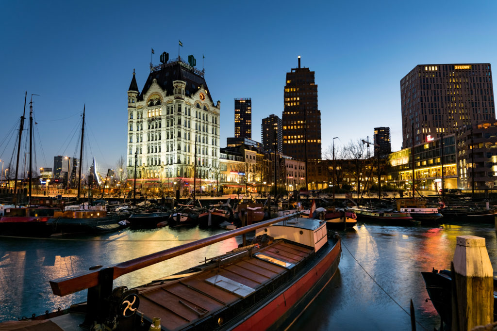 Rotterdam, Holandia