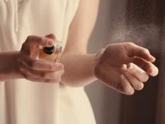 perfumy na nadgarstek