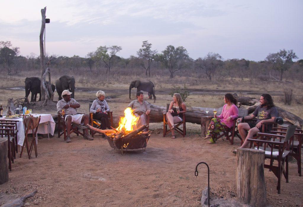 Ekskluzywne safari w Zimbabwe