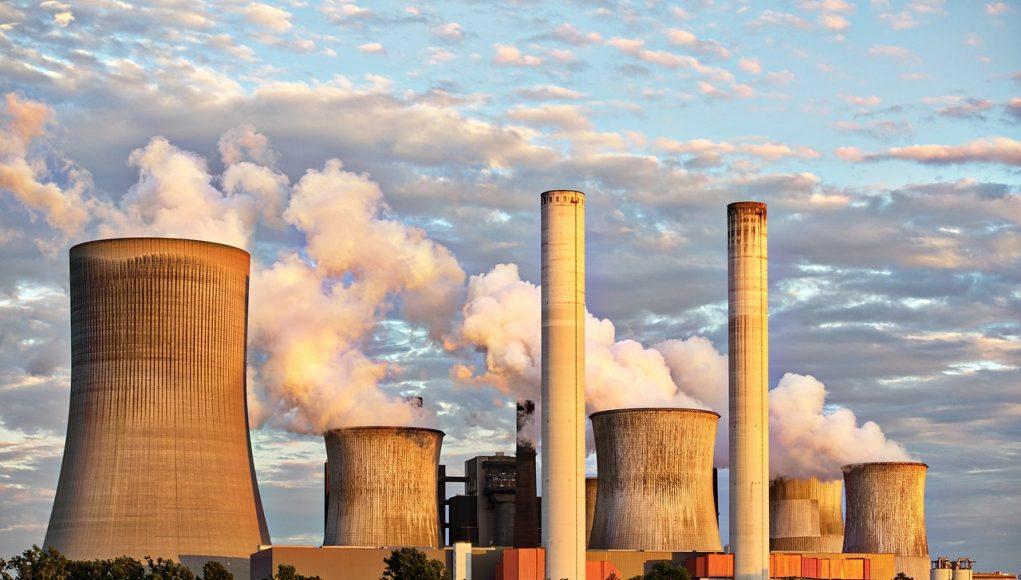 fabryka zanieczyszczenie powietrza