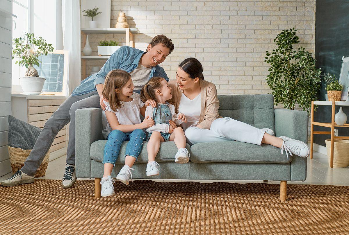 rodzinna sofa