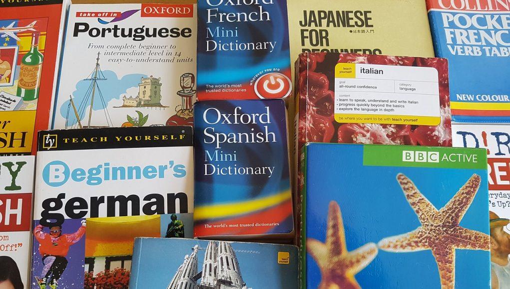 słowniki do nauki języków obcych