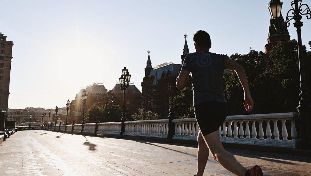 bieganie twarda nawierzchnia